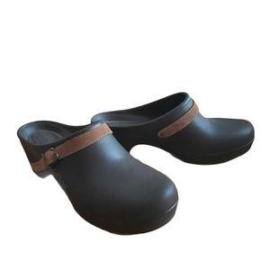 Crocs Womens Brown Clogs Size 11